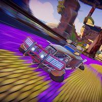 A pintar la pista a toda velocidad en el nuevo gameplay de Trailblazers