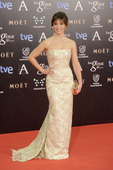 Marta Etura Premios Goya 2014