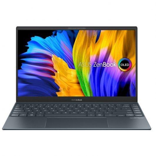 "Asus ZenBook 13 UM325UA-KG084, 13.3"" FHD, AMD Ryzen™ 7 5700U, 16 GB RAM, 512 GB SSD, FDOS"
