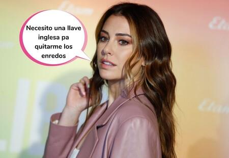 Blanca Suárez es la nueva Rapunzel con este espectacular melenón (aunque no escales por la coleta, ¡que te quedas con las extensiones en la mano!)