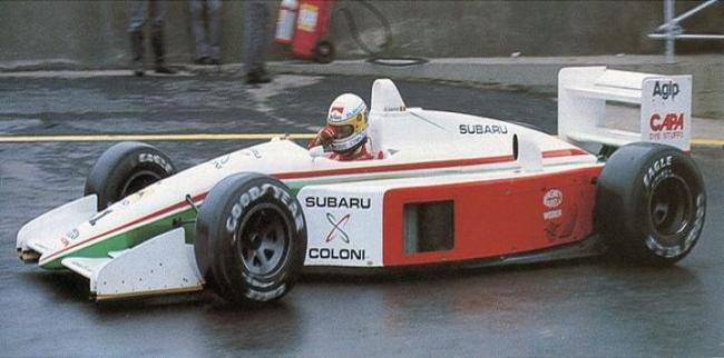 Senna-Prost