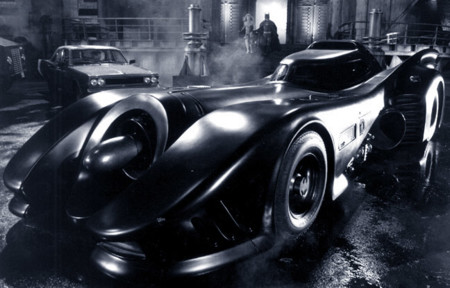 Batmobile Batman 1989