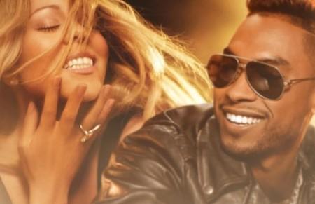 ¡Vuelve Mariah Carey! Escucha ya 'Beautiful' junto a Miguel