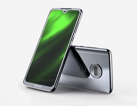 """Moto G7, estas imágenes muestra a detalle el notch """"de gota"""" que tendría el próximo gama media de Motorola"""