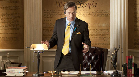 AMC quiere un spin-off de 'Breaking Bad' con Saul Goodman como protagonista