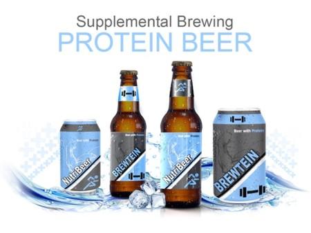 Brewtein y Nutribeer, una propuesta de cerveza fortificada con proteína