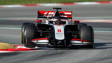 Grosjean Formula 1 2020