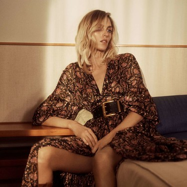 Zara apuesta por el look años 70 y nos propone los 13 vestidos boho más estilosos para lucir en primavera