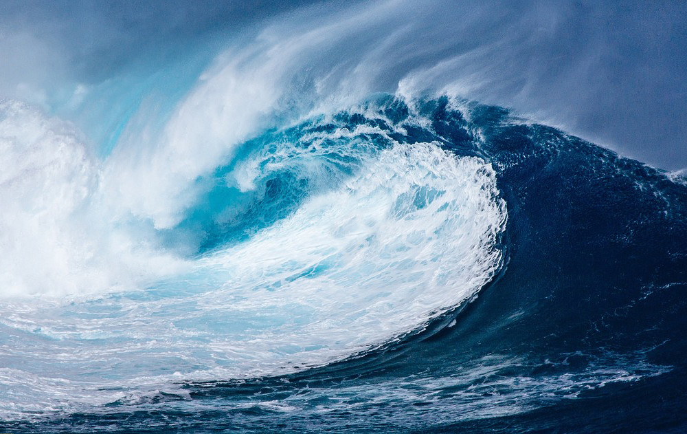 Las Implacables Y Desconocidas Olas Monstruo Una Nueva Explicación Para El Triángulo De Las Bermudas