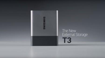 Samsung T3, este diminuto SSD incluye USB-C y tiene capacidad de hasta 2TB