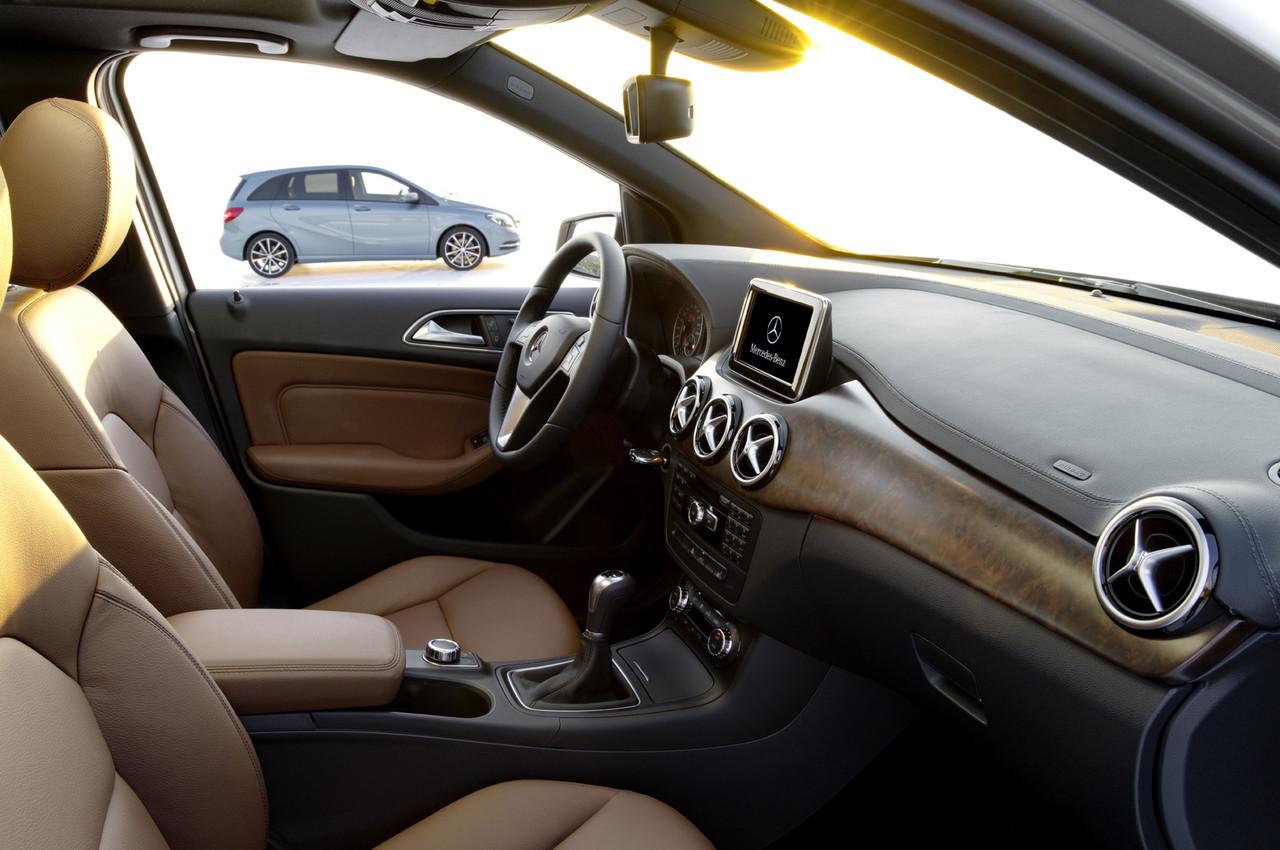 Foto de Mercedes-Benz Clase B (28/104)