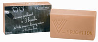 L'Occitane convertirá 1 jabón = 3 ladrillos el próximo Día Internacional de la Mujer