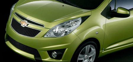 Chevrolet Spark, más imágenes antes de Ginebra