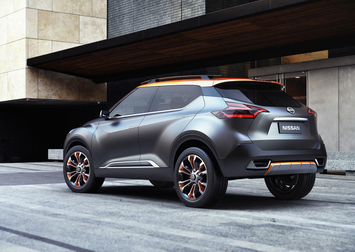 Foto de Nissan Kicks Concept (15/26)