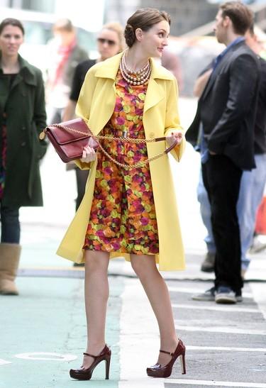 Consigue el look de Blair Waldorf por muy poco y ¡siéntete una princesa!