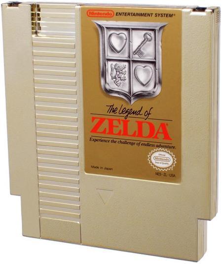 Juega el primer Zelda en primera persona con Occulus Rift