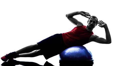 Los siete mejores ejercicios para trabajar tu abdomen con bosu