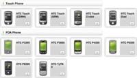 Enlaces a las ROMs de HTC