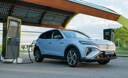 El MG Marvel R Electric ya puede reservarse, un SUV eléctrico de hasta 288 CV por menos de 50.000 euros