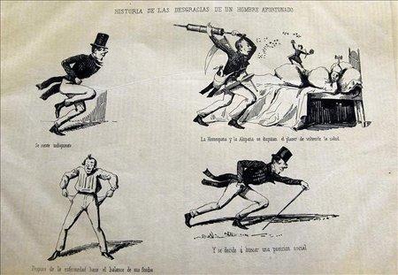 La Biblioteca Nacional expone la historia del cómic español
