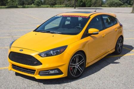 ¿Quieres más potencia para tu Focus ST? Ford te dice cómo obtenerla