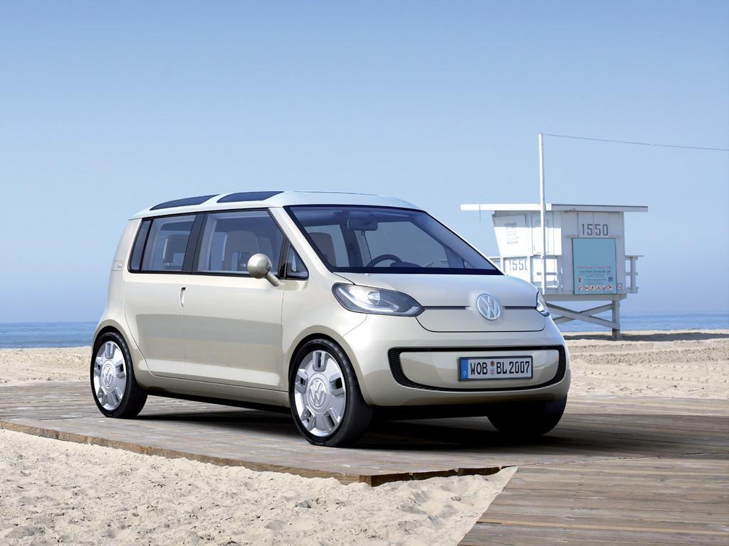 Foto de Volkswagen Space Up! Blue (2/27)