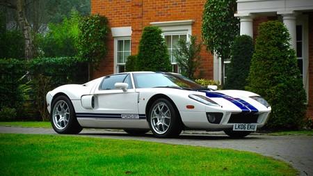 Si tienes 350.000 euros, tienes el Ford GT de 558 CV de Jenson Button