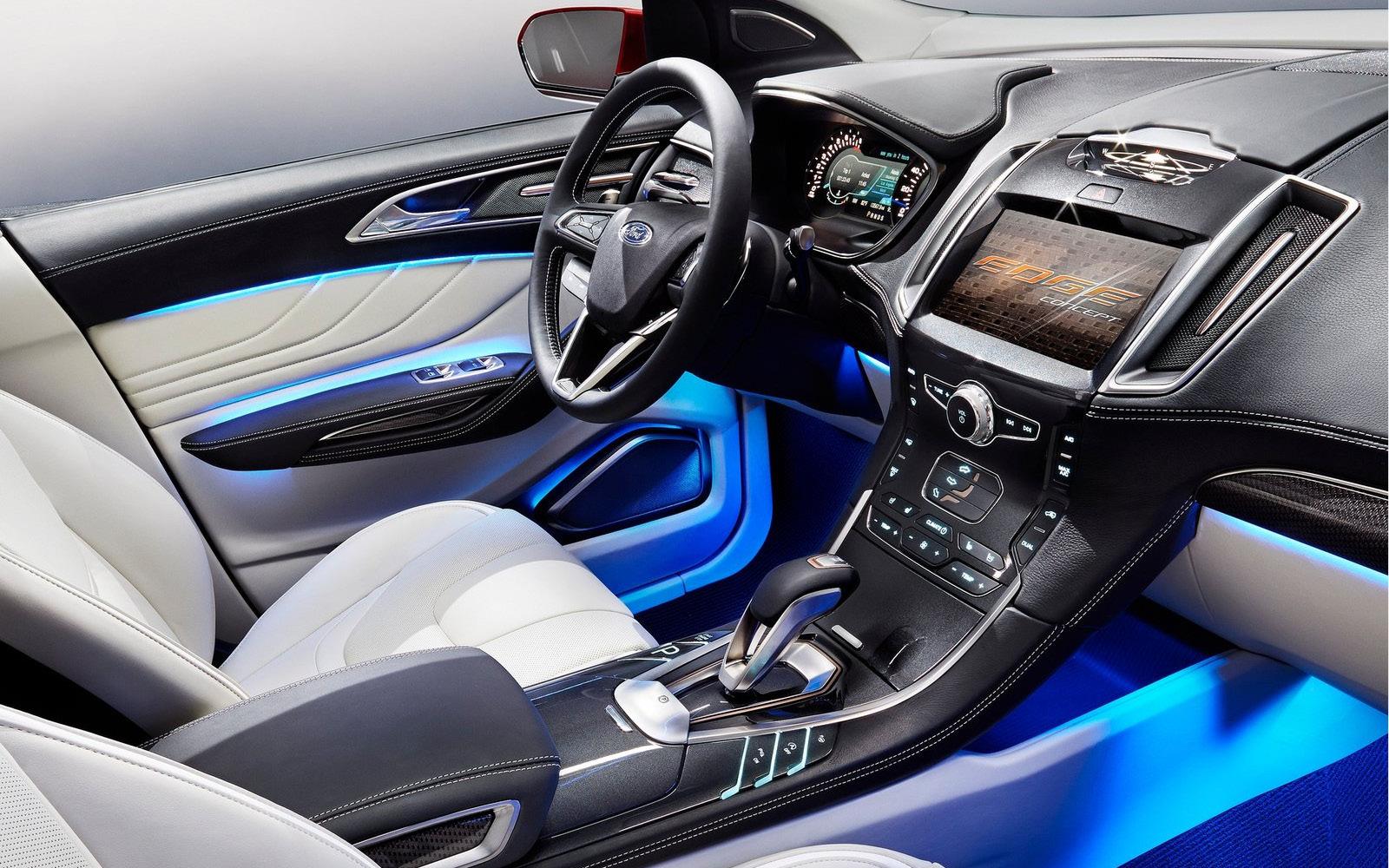 Foto de Ford Edge Concept (7/14)