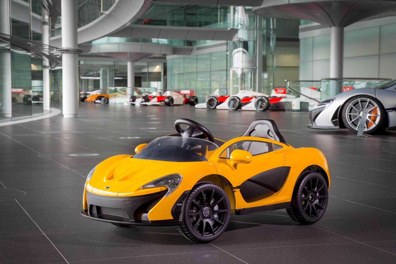 Foto de McLaren P1 de juguete (3/5)