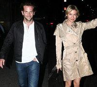 Renee Zellweger y Bradley Cooper de vacaciones románticas en Barcelona