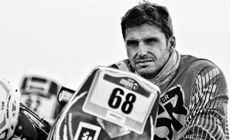 """Nacho Sanchis de farmacéutico al Dakar 2018: """"Ni siquiera hemos podido probar la moto nueva"""""""