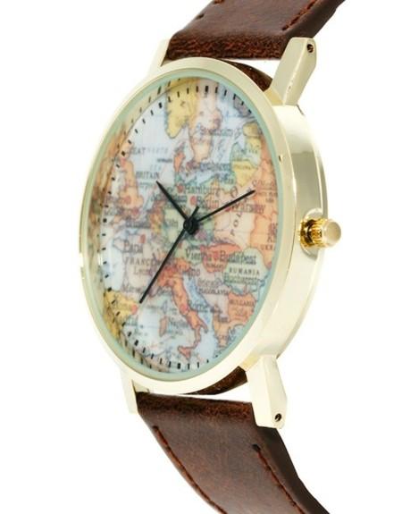 reloj mapa hombre asos