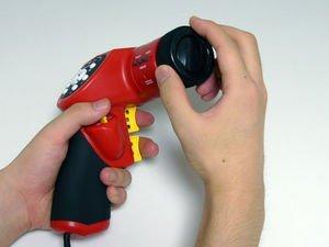 Nuevo mando para juegos de conducción