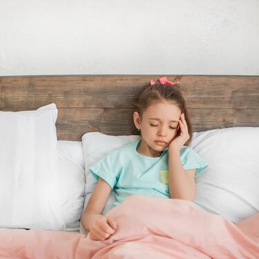 La mayoría de los niños con Covid que tienen síntomas se recuperan en seis días