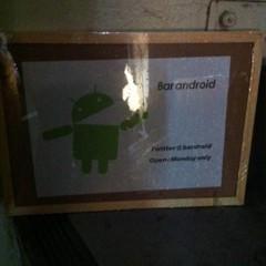 Foto 1 de 9 de la galería bar-android-en-japon-en-imagenes en Xataka Móvil