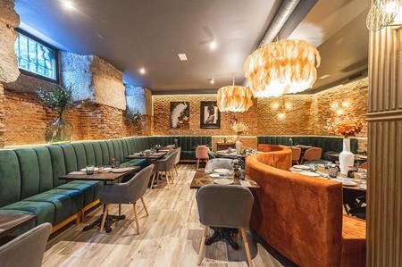 Kanbun Metrópoli, restaurante de fusión española y oriental con una agradable zona chill-out en Madrid