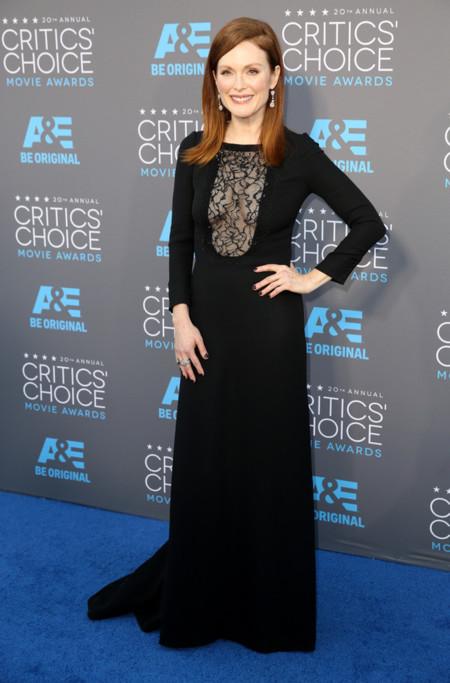 Julianne Moore Critics Choice Movie Awards 2015