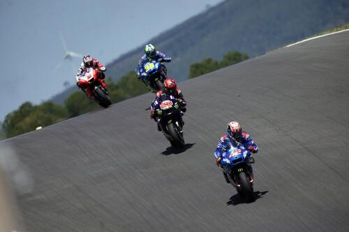 La hemorragia de puntos de Álex Rins: pocas caídas pero muy costosas que le impiden ser una apuesta segura en MotoGP