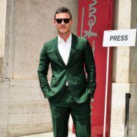 Hablemos del traje verde de Luke Evans y del estilazo de Serge Ibaka