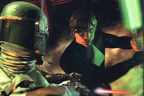 Star Wars: Masters of Teräs Käsi, el primer juego de lucha de Star Wars y uno de los peores juegos de la legendaria LucasArts