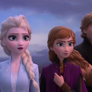 El nuevo trailer de Frozen 2, una historia de princesas con súper poderes que promete mucha acción