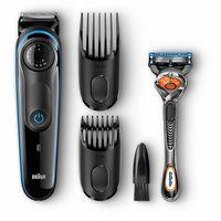 Oferta del día en Amazon: la recortadora de barba y cortapelos BT3040 está rebajada a 32,94 euros hasta medianoche