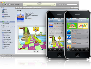 ¿Son las aplicaciones una parte fundamental del iPhone e iPod touch?