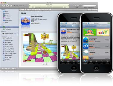 ¿Son las aplicaciones una parte fundamental del iPhone e iPod touch?