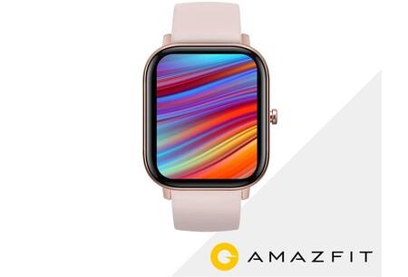 Amazfit GTS, un smartwatch con estética Apple y una autonomía brutal, a precio de escándalo hoy en MediaMarkt