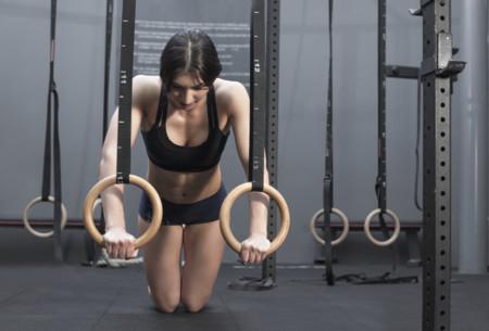 Guía Crossfit (LIII): rings push ups o flexiones en anillas