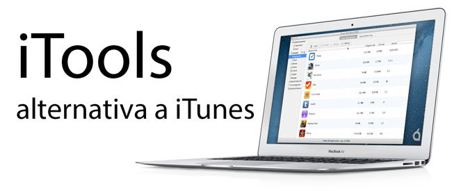 iTools, alternativa a iTunes