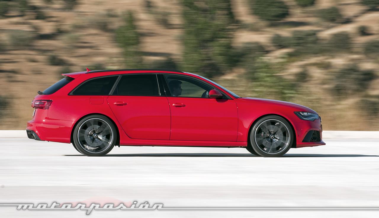 Audi Rs 6 Avant Vs Bmw M6 Gran Coup 233 Comparativa 14 71