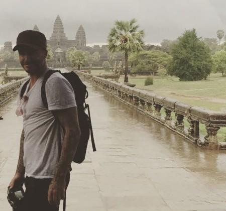 Cambodia Beckham
