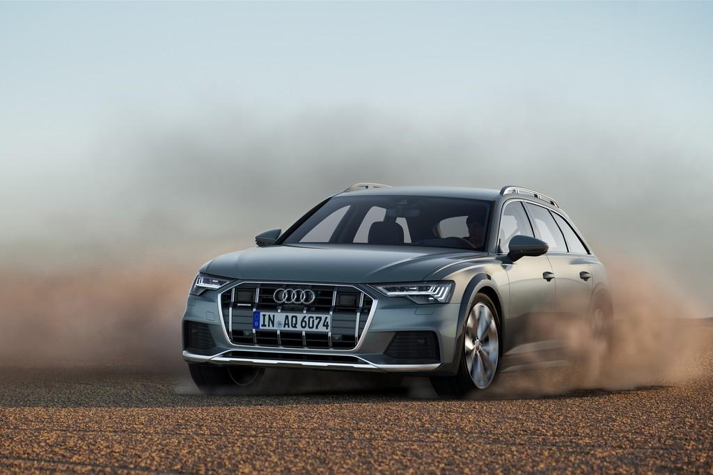 El Audi A6 allroad quattro cumple 20 años y lo celebra con motores 3.0 TDI, microhibridación y hasta 349 CV
